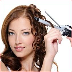 Khóa học uốn ép tóc