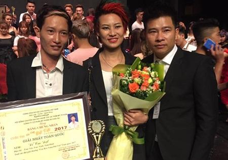 Tham gia cuộc thi Cây Kéo Vàng Đất Việt 2017